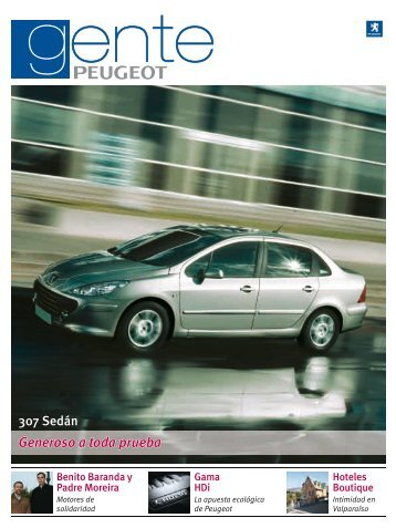Generoso a toda prueba - Peugeot Chile