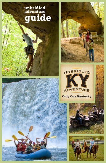 Your Guide to Unbridled Adventure! - Kentucky Tourism