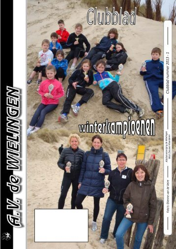 Clubblad 1 / 2013 - SLIMcms