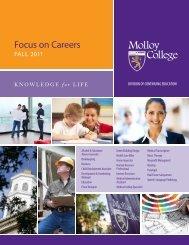 career seminars - Molloy College