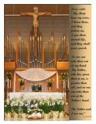 04-21-13 - St. Thomas More Church