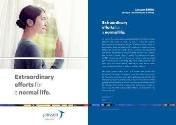 EMEA Brochure A4_21oct.indd - Janssen EMEA
