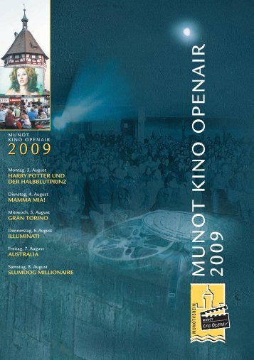 Munot Kino Openair 2009