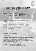 Munot Kino Openair 2009 - Seite 5