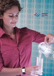 Curriculum Vitae - water service group