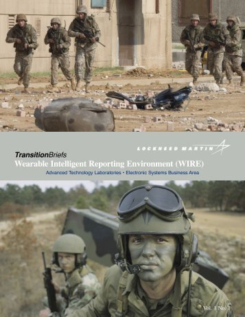 Download pdf version - Lockheed Martin Advanced Technology ...