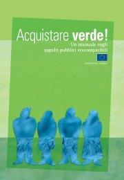 Acquistare verde! - European Commission - Europa
