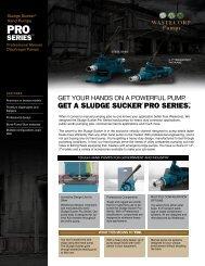 Hand Pump Brochure - Wastecorp Pumps
