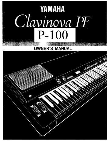 cvp 305 303 301 owner s manual yamaha rh yumpu com Yamaha P-105 vs Casio PX 150 Yamaha Keyboards 88 Keys