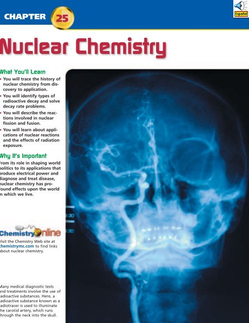 Chapter 25: Nuclear Chemistry - Neshaminy School District