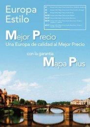 Europa Estilo MP - Mapaplus