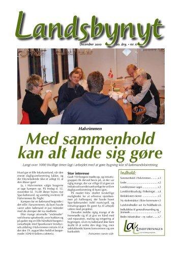December 2010 - Hornum og Omegn