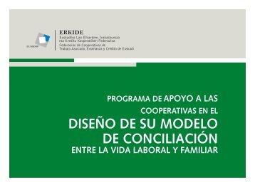 DISEÑO DE SU MODELO DE CONCILIACIÓN - Erkide