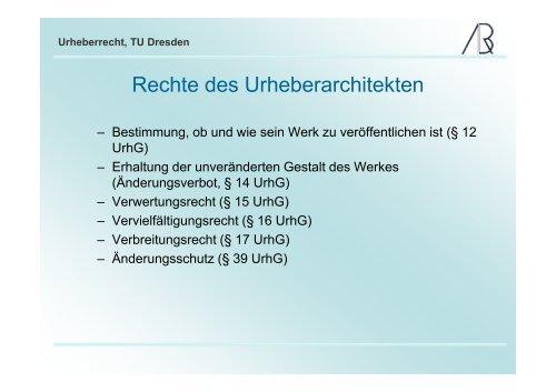 Das Urheberrecht (pdf) - Prof-rauch-tu-dresden.de