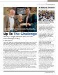 WESLEY SPRING 2011 - Wesley Magazine - Wesley College - Page 7