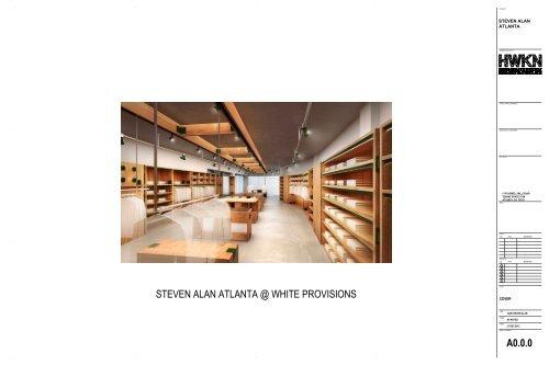 A0.0.0 STEVEN ALAN ATLANTA @ WHITE PROVISIONS