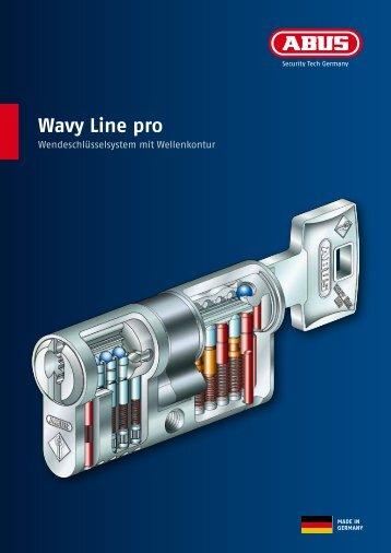 Wavy Line pro - Abus