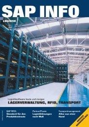 LAGERVERWALTUNG, RFID, TRANSPORT - SERKEM GmbH