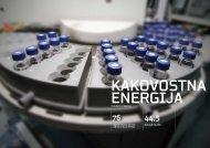 trajnostni razvoj mio eUr naloĆb akreditiranih metod laboratorija Petrol