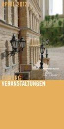 coburg veranstaltungen april 2012 - Stadt Coburg