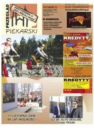 Szczegóły oferty wraz z cennikiem na stronie 2 - Przegląd Piekarski