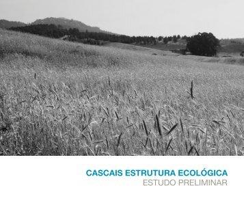 cascais estrutura ecológica estudo preliminar - Câmara Municipal ...