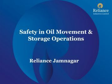 Safety in Oil Movement & Storage Operations - petrofed.winwinho...