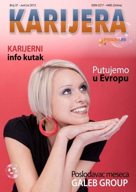 Broj 37 - Poslovi.rs