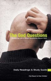 The God Questions - Outreach