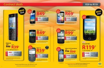 R100 Airtime value - mtndeals.co.za