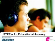 LSYPE - An Education Journey - Growing Up in Ireland