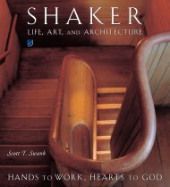 Shaker: Life, Art, and Architecture - Abbeville Press