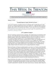 January 13, 2012 Vol. 1 - Public Strategies Impact, LLC