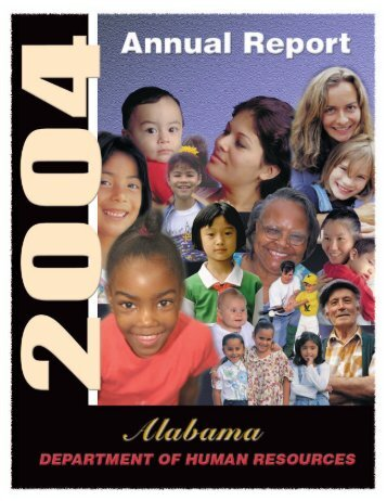 04 ANNUAL REPORT 2 - Alabama Department of Human Resources