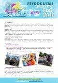 Fête de l'Iris - VisitBrussels - Page 7