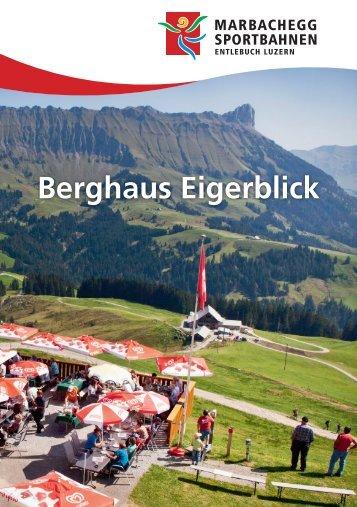 Berghaus Eigerblick