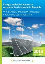 Energia eoliană şi alte surse regenerabile de ... - Wall-Street.ro