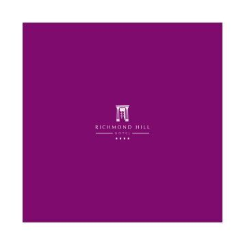 Richmond Hill Hotel Brochure