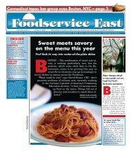 Fall Equinox 2009 • Foodservice East 11