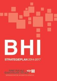 STRATEGIEPLAN2014-2017 - BWI 2013 World Congress