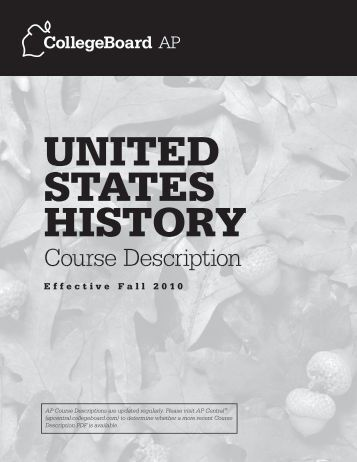 ap central us history essays Ap us government and politics redesign as part of its ongoing process to make ap course and exam materials more effective for teachers and their students, the college board has released to educators a redesigned ap us government and politics curriculum framework the redesigned course and exam will launch.