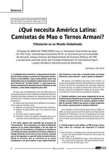VITO TANZI.pdf - AELE