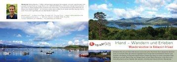 Irland. Wandern und Erleben in Irland