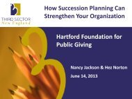 How Succession Planning Can Strengthen Your Organization ...