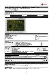 966085-posudek, 125 ex 536-10.pdf - Exekutorský úřad Český ...