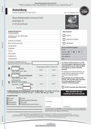 Anmeldung A B C - Westfalenhallen
