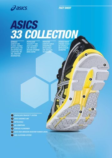 aSIcS 33 collectIon