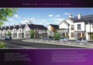 Sliabh na Rí • CLASSIC MODERN HOMES - Burkeway