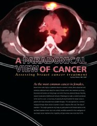 A paradoxical view of cancer - Mallinckrodt Institute of Radiology
