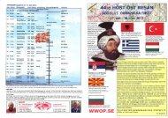 44:e HÖST ÖST-RESAN 27 OKT-16 NOV, 2011 (pdf) - WWOP